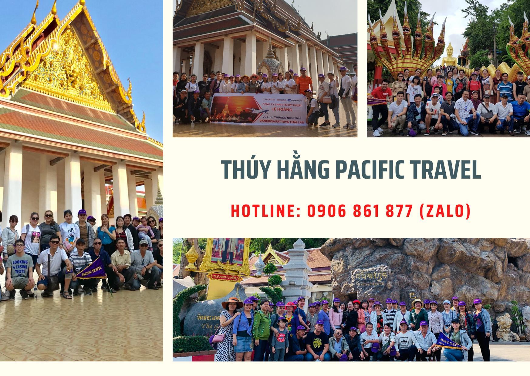 Cảm Nhận Khách Hàng Pacific Trvel Đi Tour Thái Lan Bangkok-Pattya