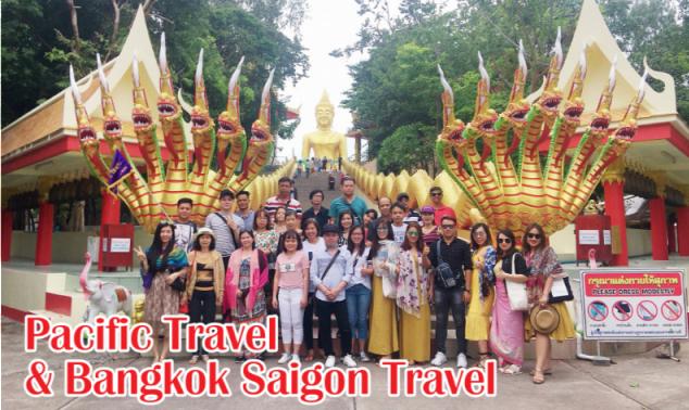 Đánh Giá Tour Thái Lan Bangkok-Pattaya- Khách du lịch Pacific Travel