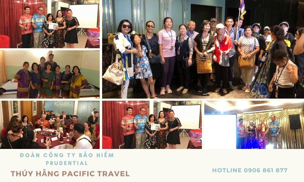 Cảm Nhận Tour Thái Lan Pacific Travel