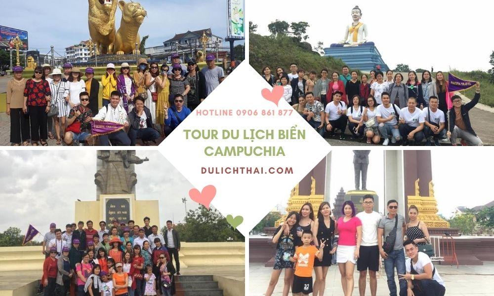 Tour Du Lịch Biển Campuchia