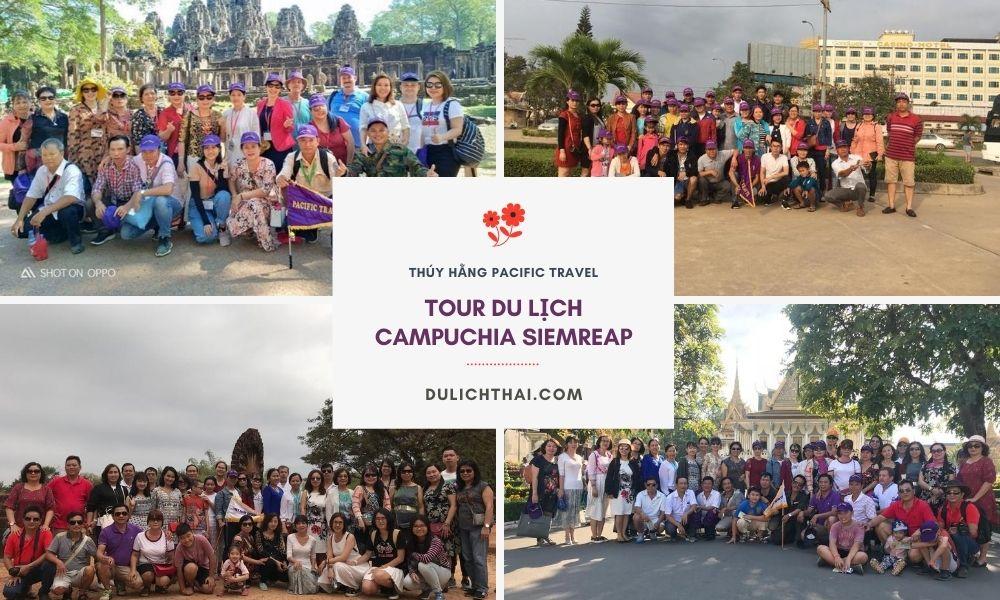Tour Du Lịch Campuchia Siemreap