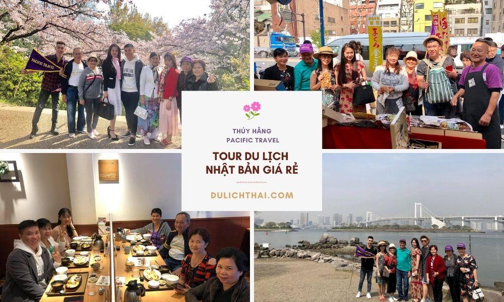 Tour Du Lịch Nhật Bản Giá Rẻ